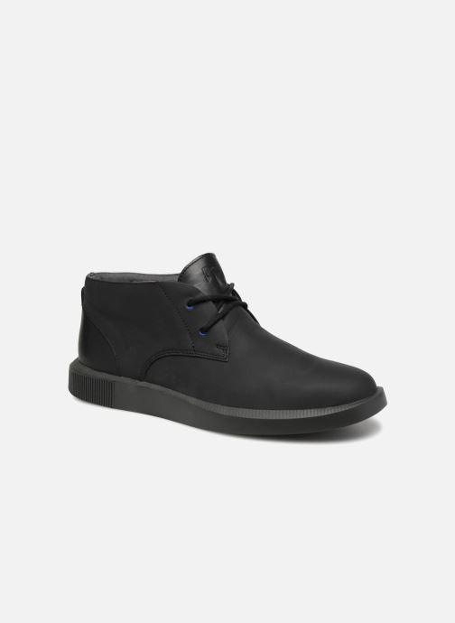 Chaussures à lacets Camper Bill K300235 Noir vue détail/paire