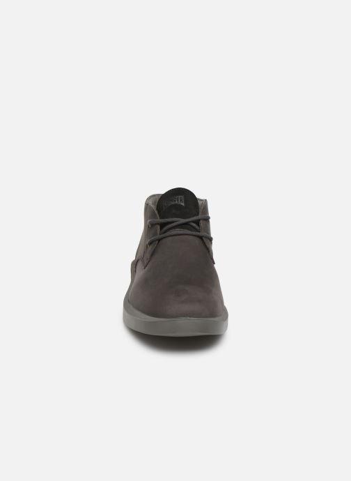 Chaussures à lacets Camper Bill K300235 Gris vue portées chaussures