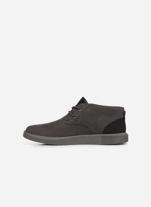Chaussures à lacets Camper Bill K300235 Gris vue face