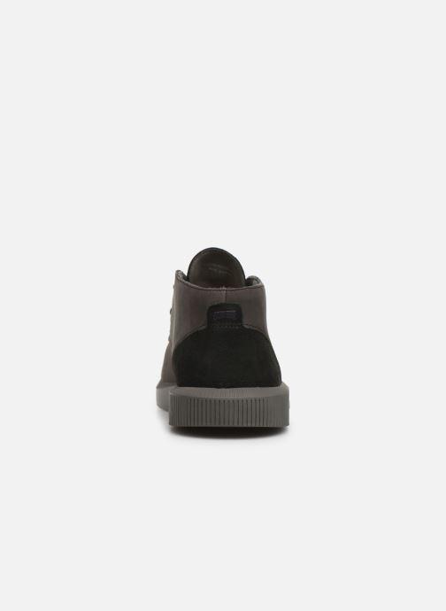 Zapatos con cordones Camper Bill K300235 Gris vista lateral derecha