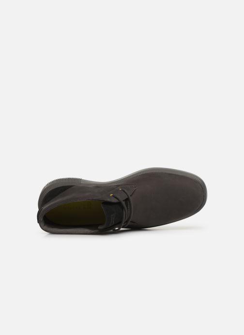 Zapatos con cordones Camper Bill K300235 Gris vista lateral izquierda