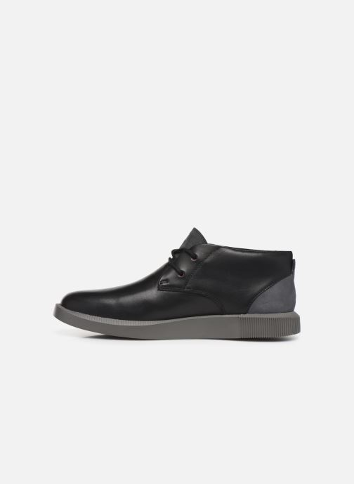 Lace-up shoes Camper Bill K300235 Black front view