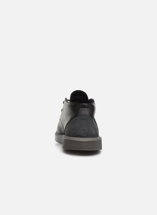 Chaussures à lacets Camper Bill K300235 Noir vue droite