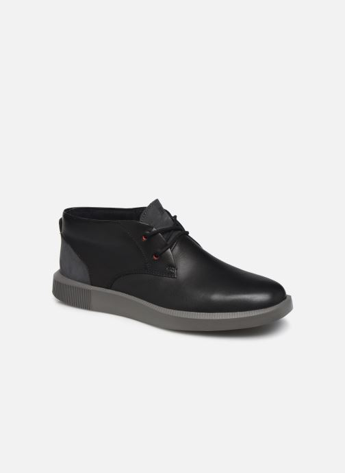 Lace-up shoes Camper Bill K300235 Black detailed view/ Pair view