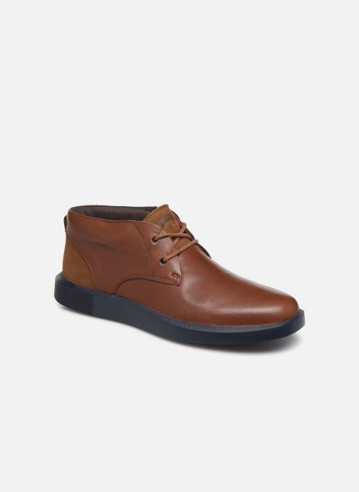 Chaussures à lacets Camper Bill K300235 Marron vue détail/paire