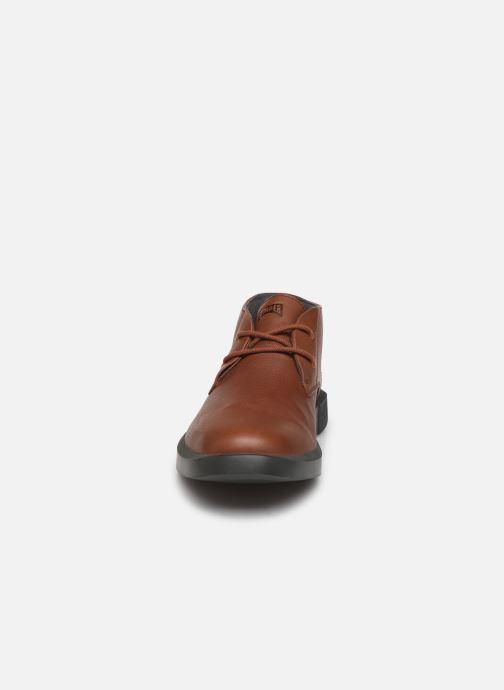 Chaussures à lacets Camper Bill K300235 Marron vue portées chaussures