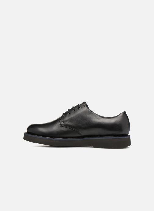 Zapatos con cordones Camper Tyre K100362 Negro vista de frente
