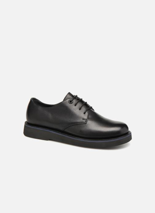Zapatos con cordones Camper Tyre K100362 Negro vista de detalle / par