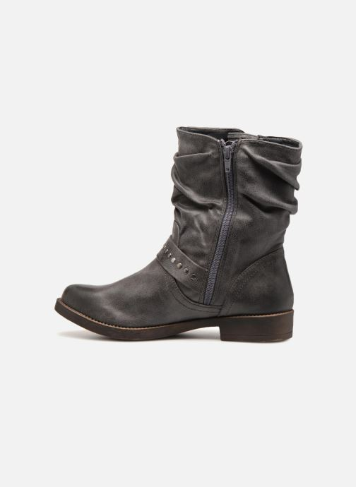 Bottines et boots MTNG 57621 Gris vue face