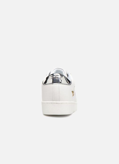 Baskets MTNG 69062 Blanc vue droite