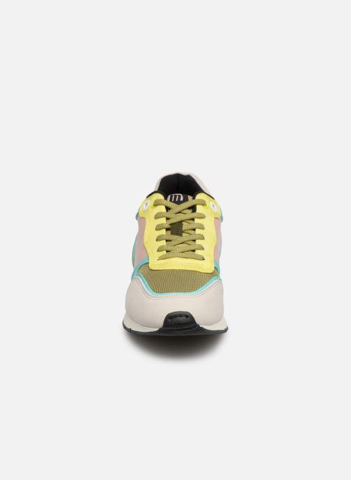 Baskets MTNG 69128 Multicolore vue portées chaussures