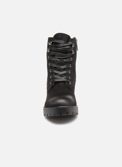Boots en enkellaarsjes MTNG 57511 Zwart model