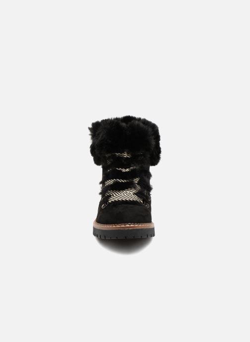 Bottines et boots MTNG 57462 Noir vue portées chaussures