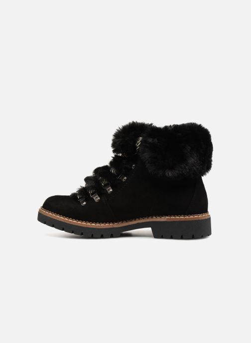 Bottines et boots MTNG 57462 Noir vue face