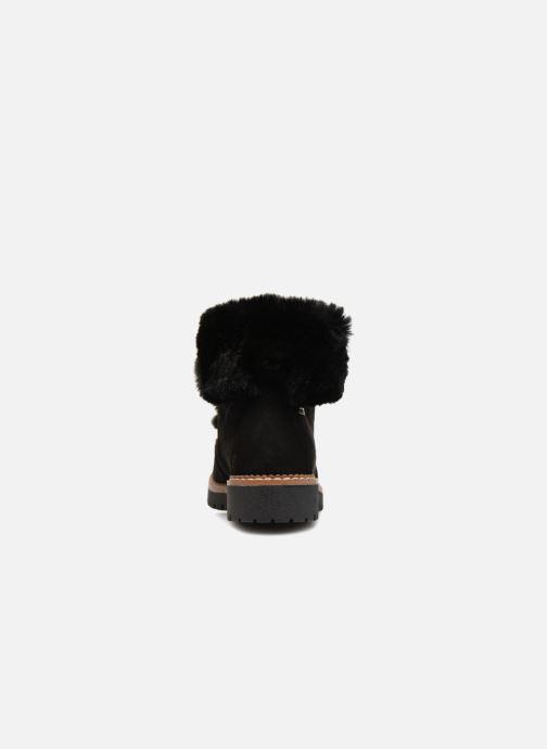 Bottines et boots MTNG 57462 Noir vue droite