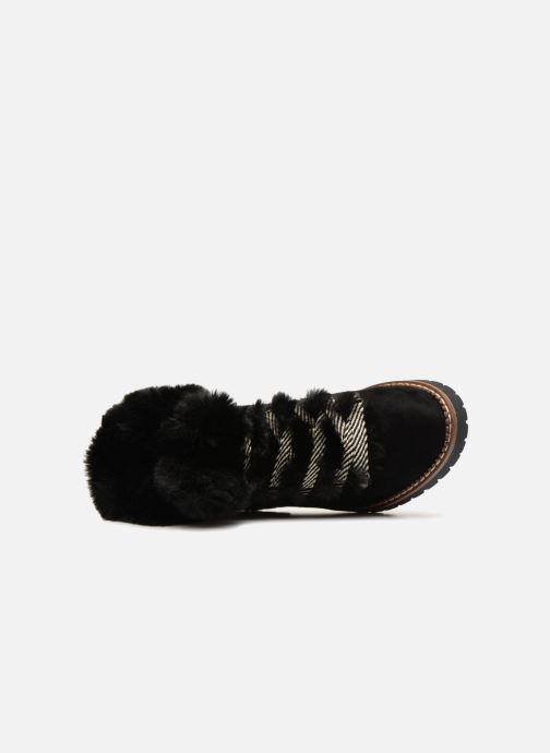Bottines et boots MTNG 57462 Noir vue gauche