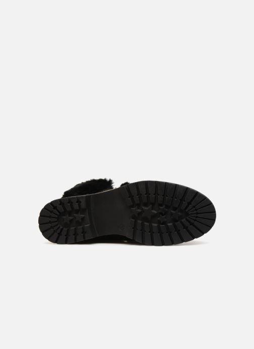 Bottines et boots MTNG 57462 Noir vue haut