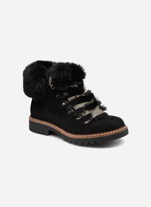 Bottines et boots MTNG 57462 Noir vue détail/paire
