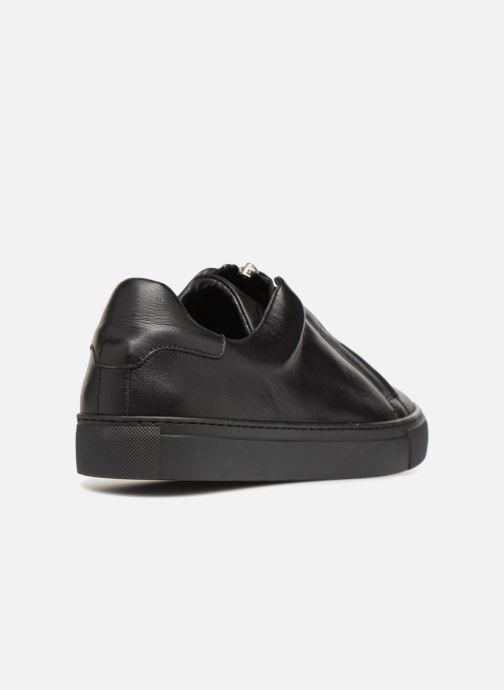 Sneakers Mr SARENZA Norino Nero immagine frontale