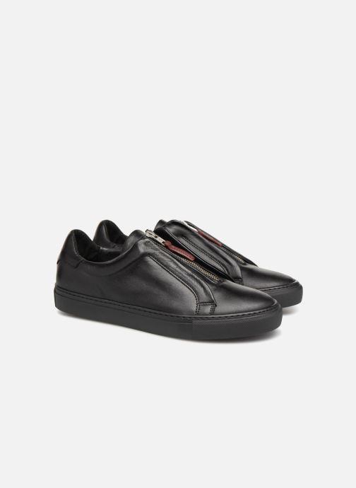 Sneakers Mr SARENZA Norino Nero immagine posteriore