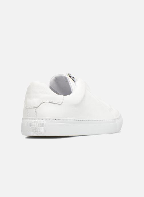 Sneaker Mr SARENZA Norino weiß ansicht von vorne