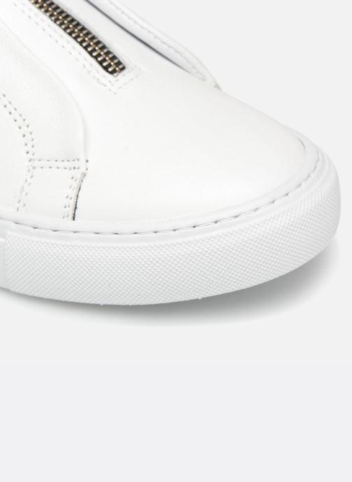 Sneaker Mr SARENZA Norino weiß ansicht von links