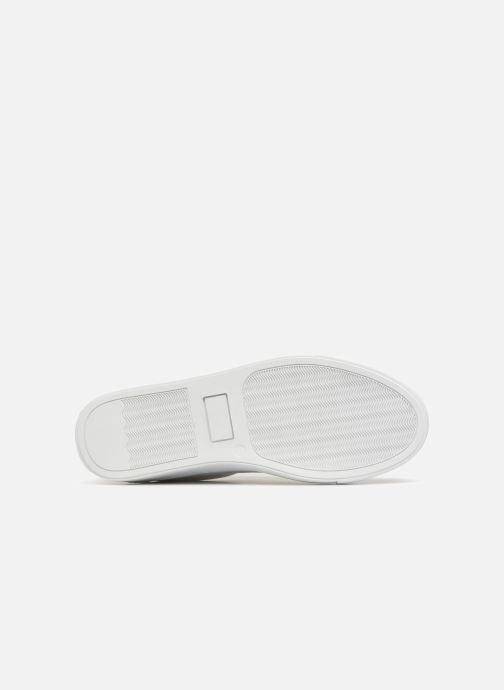 Sneaker Mr SARENZA Norino weiß ansicht von oben