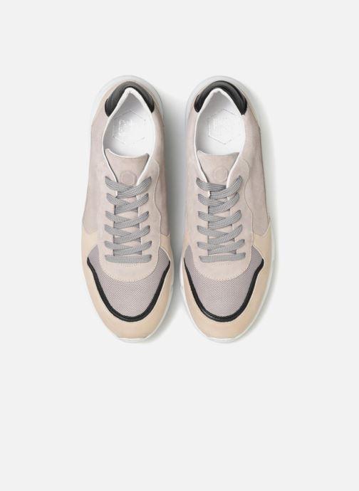 Baskets Mr SARENZA Nockunk Gris vue portées chaussures