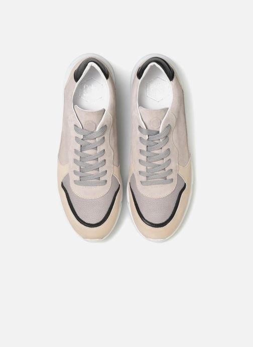 Sneakers Mr SARENZA Nockunk Grigio modello indossato