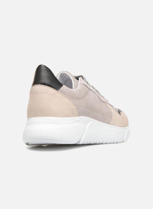 Sneakers Mr SARENZA Nockunk Grigio immagine frontale