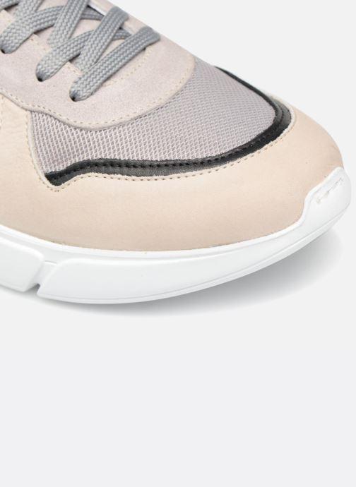 Sneakers Mr SARENZA Nockunk Grigio immagine sinistra