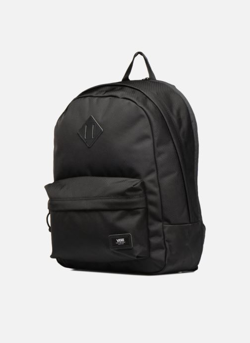 Rucksacks Vans OLD SKOOL PLUS Black model view