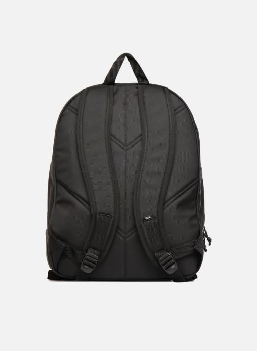 Rucksacks Vans OLD SKOOL PLUS Black front view