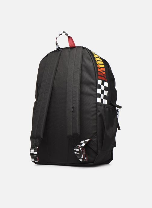 Rucksacks Vans SPORTY REALM PLUS Black view from the right