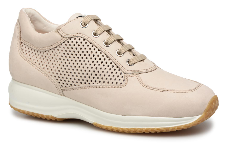 Nuevo - zapatos Geox D HAPPY A D4258A (Beige) - Nuevo Deportivas en Más cómodo e3782b