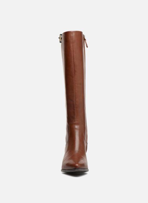 Geox D LIA A D640HA (Brown) Boots & wellies chez Sarenza
