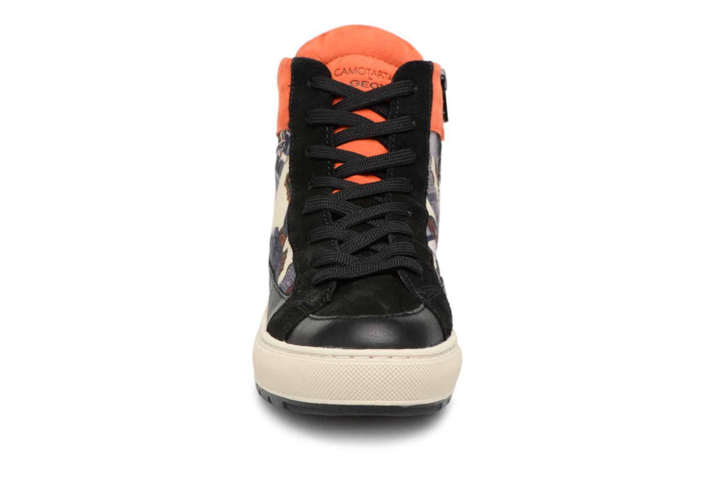 Geox L orange Breeda D Gris D642ql wwRfBqxO