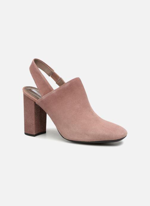 High heels Geox D N.SYMPHO D642VA Pink detailed view/ Pair view