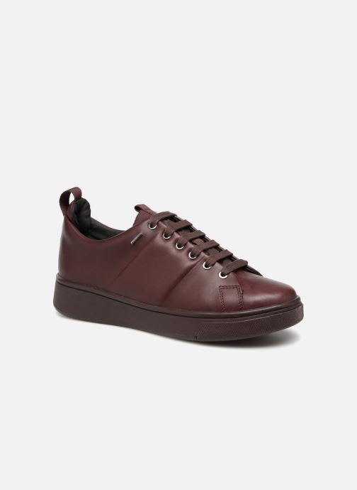 Sneakers Geox D MAYRAH B D643MC Bordò vedi dettaglio/paio