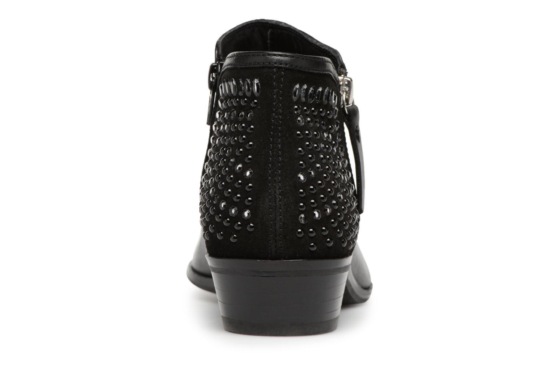 Los últimos zapatos de descuento para hombres y mujeres  Geox Geox  D KENNITY D643ZC (Negro) - Botines  en Más cómodo 1b2df8