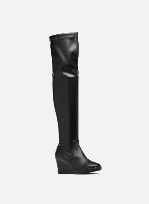 Boots & wellies Geox D ELENI A D6467A Black detailed view/ Pair view