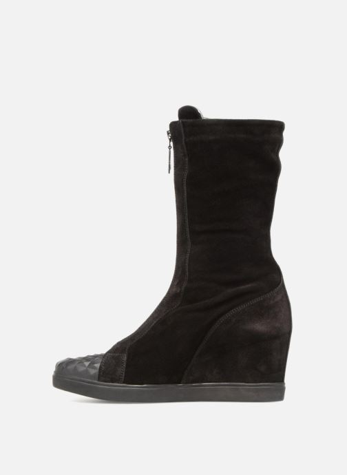 Bottines et boots Geox D ELENI B D6467B Noir vue face