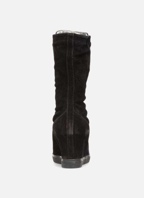 Bottines et boots Geox D ELENI B D6467B Noir vue droite