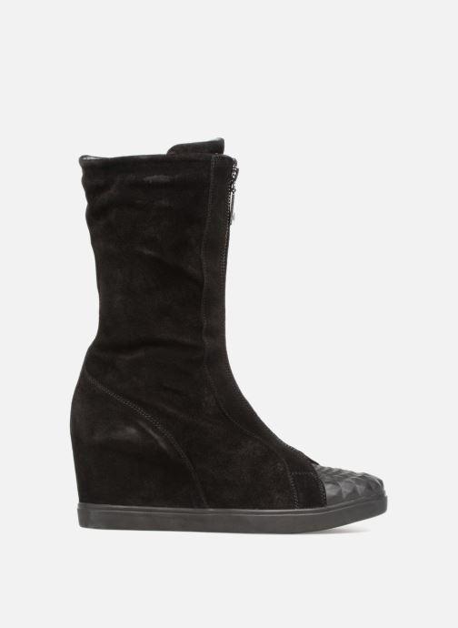 Bottines et boots Geox D ELENI B D6467B Noir vue derrière
