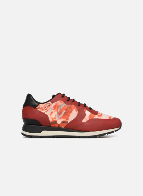 Geox D SHAHIRA B D64N1B (Rosso) (Rosso) (Rosso) - scarpe da ginnastica chez | Servizio durevole  0d0aca