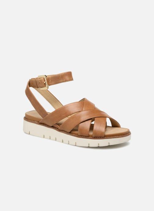 Sandali e scarpe aperte Geox D DARLINE B D721YB Marrone vedi dettaglio/paio