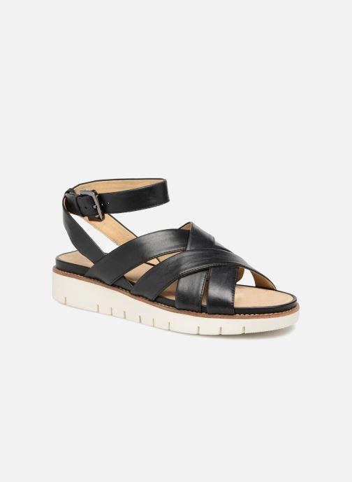 Geox D DARLINE B D721YB (schwarz) Sandalen bei