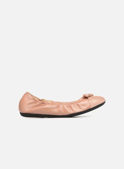 Ballerina's Geox D LOLA 2FIT A D723DA 2 Roze achterkant