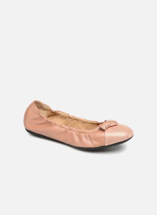 Retirada algo Reina  Geox D LOLA 2FIT A D723DA 2 (Pink) - Ballet pumps chez Sarenza ...