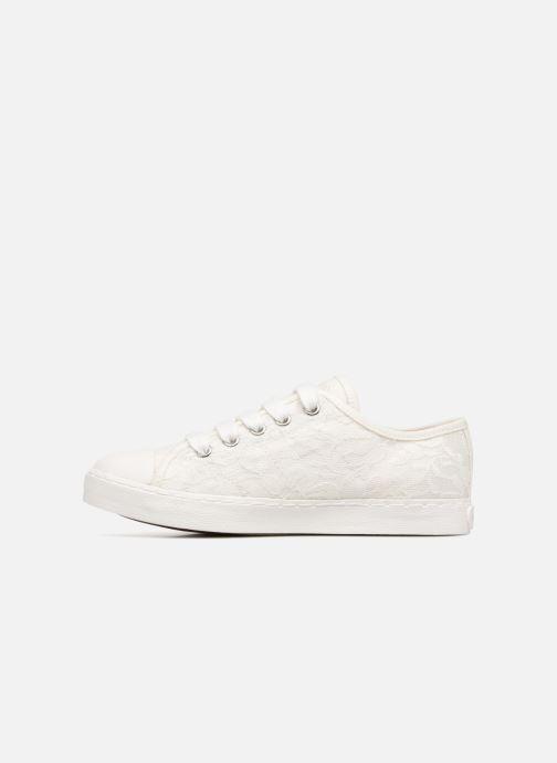 Sneakers Geox J CIAK G. F J7204F Wit voorkant